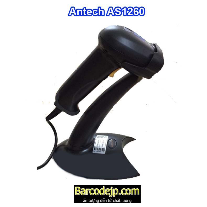 Máy quét mã vạch Antech AS1260