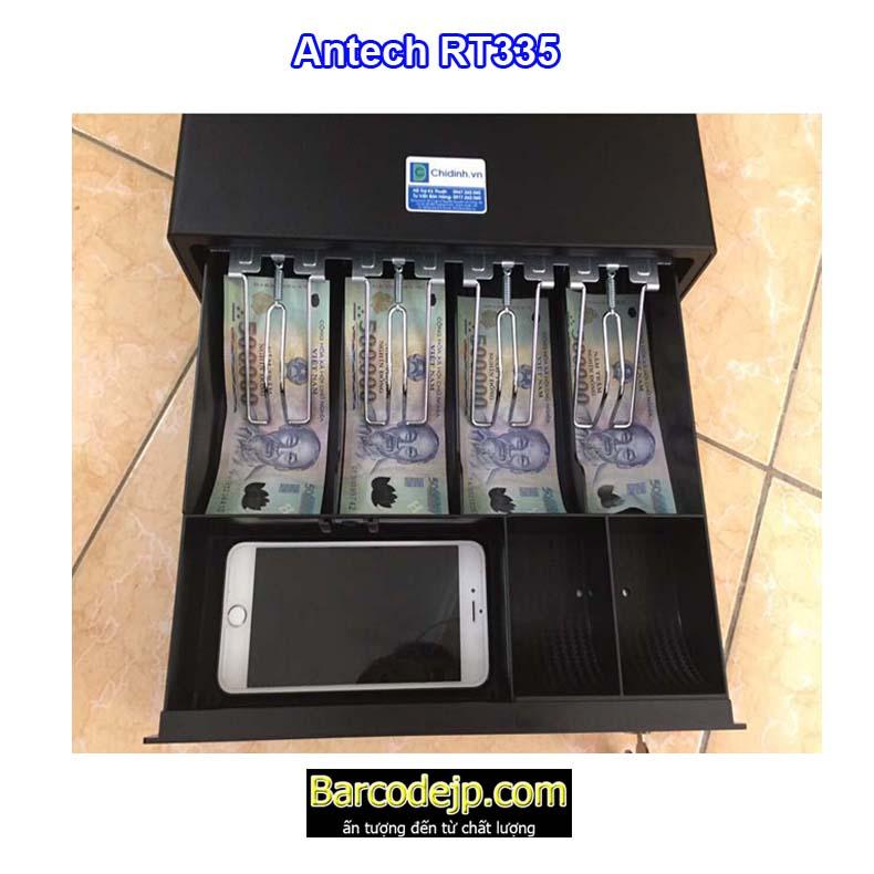 Két đựng tiền thu ngân Antech RT335
