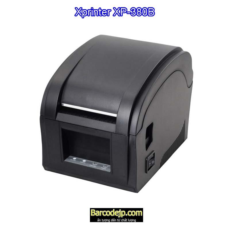 Máy in mã vạch Xprinter XP-380B