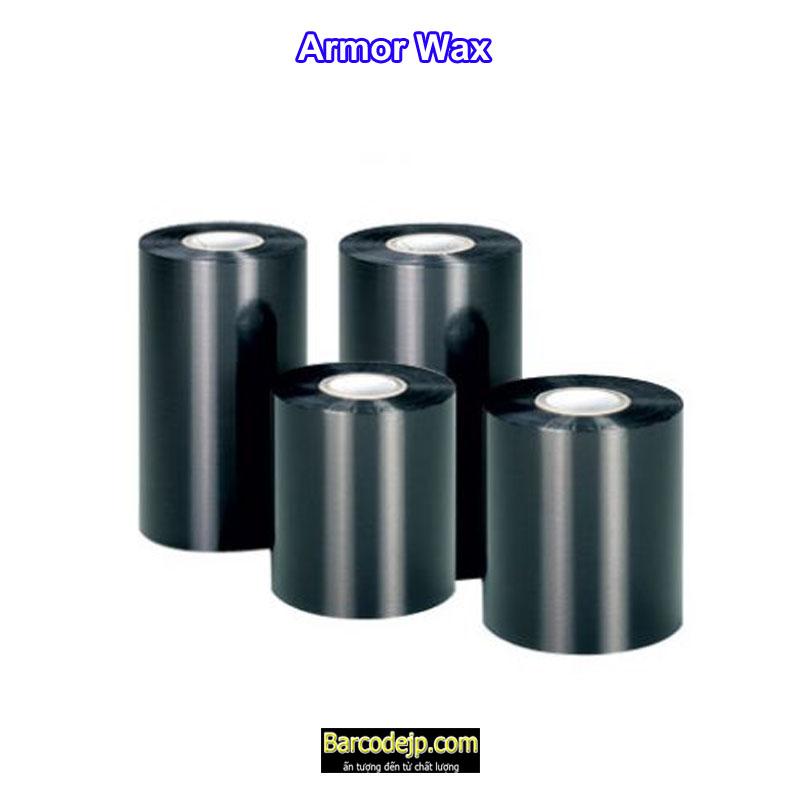 Mực in mã vạch Armor Wax