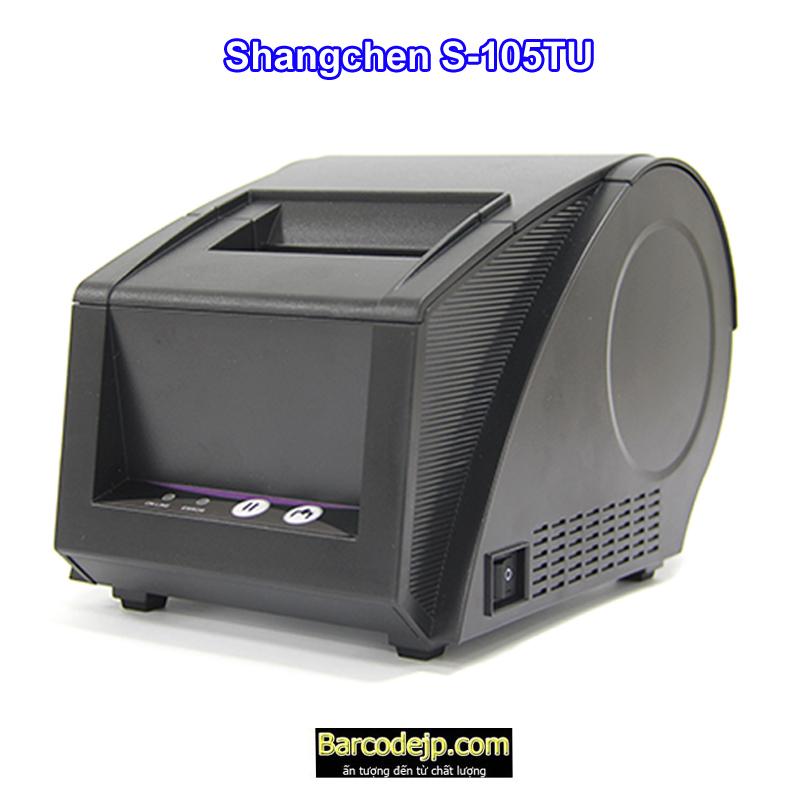 Máy in mã vạch Shangchen S-105TU